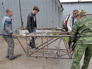 В Зеленограде восстановят найденный близ Алабушево военный самолет