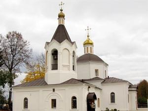 В Солнечногорском районе создают карту утраченных церквей