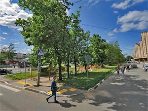 Тротуар вдоль проспекта Генерала Алексеева выложат плиткой