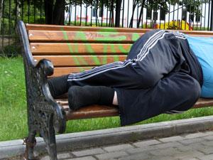 В Зеленограде обокрали уснувшего на улице дипломата