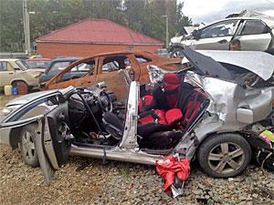 Число погибших в ДТП на трассе М11 у Черной грязи возросло до трех