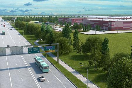 Daimler собирается запустить производство Mercedes рядом с Зеленоградом