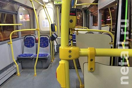 Валидаторы в зеленоградских автобусах научат принимать карты «Сбербанка»