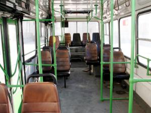 Автобусы №29 будут проходить через улицу Гоголя