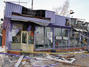 Суд признал незаконным снос магазина «Вездеход»