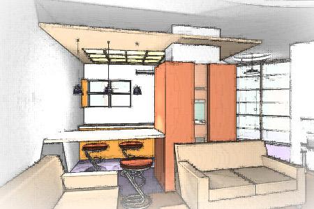 Студия «Свое пространство» предлагает тест-драйв проектирования интерьера