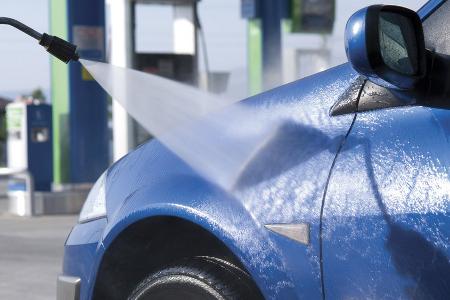Хочешь помыть автомобиль бесплатно?