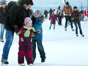 26 ледовых катков зальют в Зеленограде