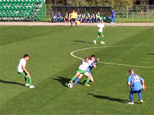 Зеленоградцы забили девять мячей в ворота «Строгино»