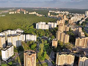 Зеленоград оказался лидером по росту стоимости земли в Москве