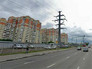 В маршрут 400К включена остановка у строящейся станции метро