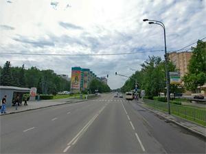Центральный проспект укоротили почти на километр