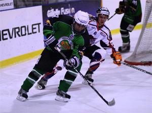 Хоккейный сериал: Зеленоград против Риги