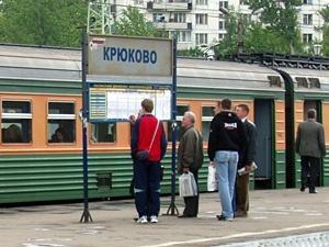 У станции Крюково задержали грабителя-«гастролера»