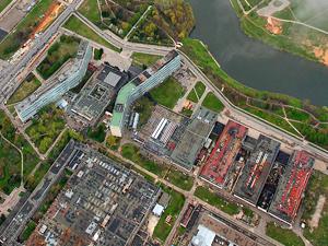 Власти разработают концепцию развития промзон Зеленограда