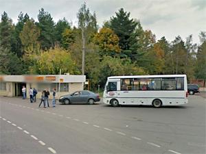 В автобусах маршрута Фирсановка–Сходня разрешат ездить по железнодорожным билетам