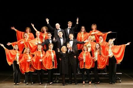 Любительский хор «Возрождение» приглашает в свой коллектив