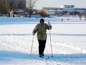 В Зеленограде организовано восемь лыжных трасс