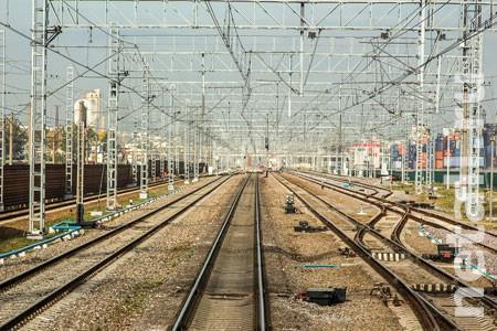 На железной дороге между Фирсановкой и Сходней похитили кабель