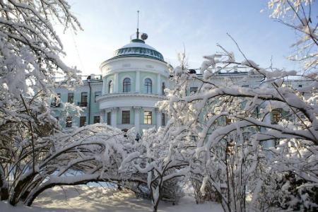 Парк-отель «Морозовка»: зимний курорт в двух километрах от Зеленограда
