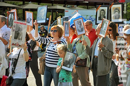День Победы в Зеленограде: онлайн Инфопортала