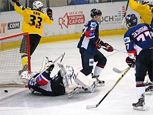 «Зеленоград» начал сезон с двух побед и 12 заброшенных шайб