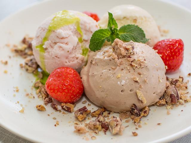 Мороженое, как много в этом звуке!