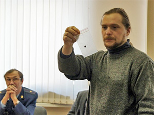 На суде по делу Некрасова начали допрашивать свидетелей из «Трех дорог»