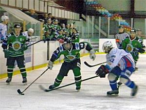ХК «Зеленоград» впервые в сезоне дважды проиграл дома