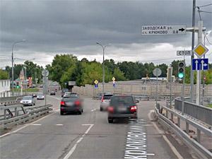 Автомобилистка пострадала в аварии у «старого моста»