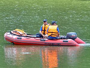 В закрытом для купания Школьном озере утонул мужчина