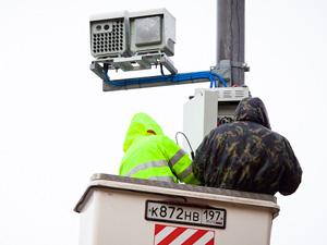 Камеры ГИБДД переведены в боевой режим