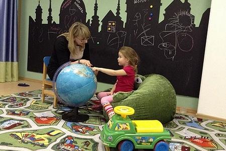 Детский центр «Моя планета» приглашает дошкольников в группы развития позитивных эмоций
