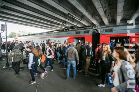 35 электричек отменят 23 марта на московско-тверском участке