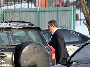 Разбираться с увольнением директора «Каравеллы» приехал глава департамента (видео)