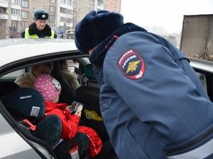 Зеленоградские автовладельцы по-прежнему не пристегивают маленьких пассажиров