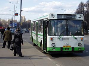 Зеленоград отказался от спецполос для автобусов