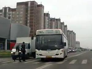 Взбесившийся автобус