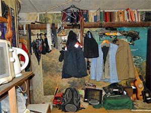 В подвале корпуса 1823 нашли нелегальную мастерскую