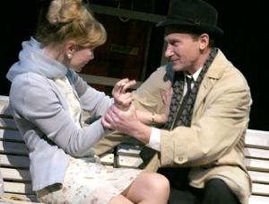 «Ведогонь-Театр» покажет спектакль «Скамейка»