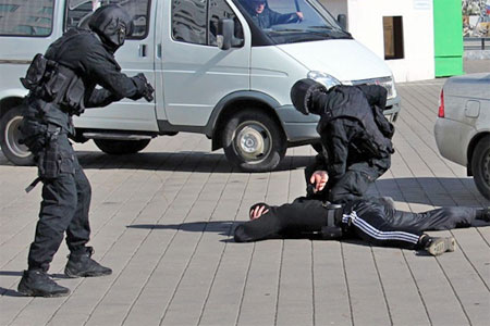 Полиция обезвредила банду домушников с Кавказа