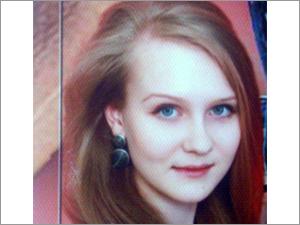 Разыскивается 19-летняя Луиза Андриянова
