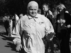 Умерла чемпионка мира по академгребле Любовь Трошенкова