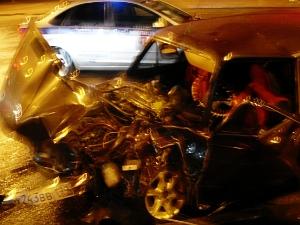 В аварии у «Дома быта» пострадали четыре человека