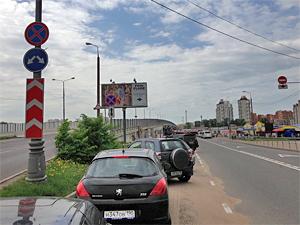 На Крюковской площади ужесточили правила парковки