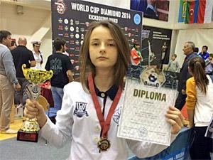 Юные зеленоградцы привезли четыре медали с Кубка мира по кикбоксингу