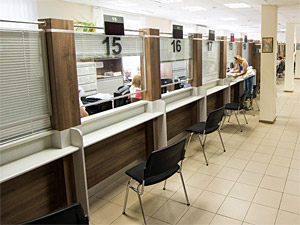 В 1-м микрорайоне открылся четвертый центр госуслуг