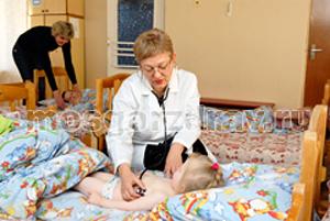 Детский нефрологический санаторий прекратил существование
