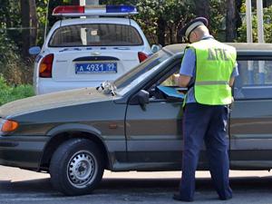 За два дня пойманы 8 нетрезвых водителей