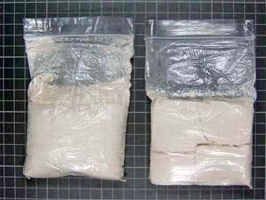 В 15-м микрорайоне поймали сибирячку с амфетамином и марихуаной
